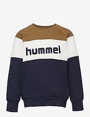 Hummel - hmlCLAES SWEATSHIRT - sweatshirts - rubber - 0