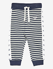 Hummel - hmlVILLUM PANTS - sweatpants - black iris - 0