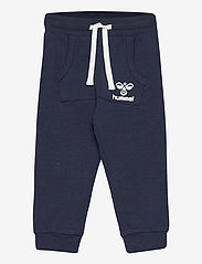 Hummel - hmlFUTTE PANTS - sweatpants - black iris - 0