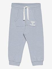 Hummel - hmlFUTTE PANTS - sweatpants - blue fog - 0