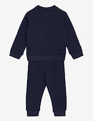 Hummel - hmlSANTO CREW SUIT - 2-piece sets - black iris - 1