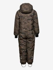 Hummel - hmlARTIC SNOWSUIT - snowsuit - chocolate chip - 1