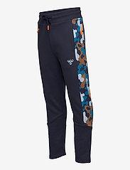 Hummel - hmlRACE PANTS - sweatpants - black iris - 2