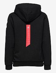 Hummel - hmlASTRALIS CUATRO HOODIE - hoodies - black - 1