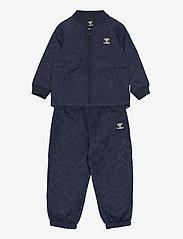 Hummel - hmlSOBI MINI THERMOSET - vêtements d'extérieur - black iris - 0