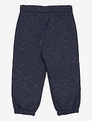Hummel - hmlSOBI MINI THERMOSET - vêtements d'extérieur - black iris - 3