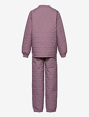 Hummel - hmlSOBI THERMOSET - outerwear - dusky orchid - 1
