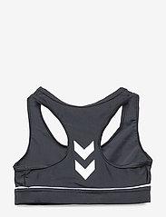 Hummel - MEDINE BIKINI TOP - bikinis - black - 0