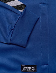 Hummel - AUTH. CHARGE POLY ZIP JKT WO - svetarit - true blue - 5