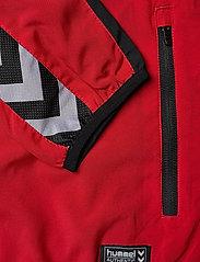 Hummel - AUTH. CHARGE MICRO ZIPJKT W - treenitakit - true red - 3