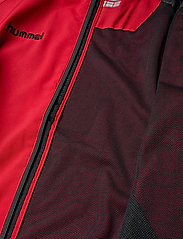 Hummel - AUTH. CHARGE MICRO ZIPJKT W - treenitakit - true red - 4