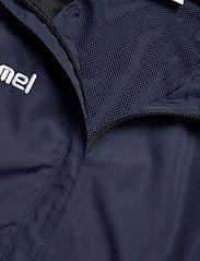 Hummel - STAY AUTHENTIC W MICRO JACKET - veste sport - marine - 2