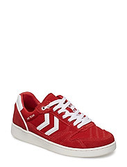 HB TEAM SUEDE - FIERY RED
