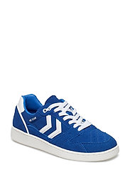 HB TEAM SUEDE - LIMOGES BLUE