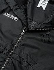Hummel - 424 x STORM COACH JACKET - sportjassen - black - 3