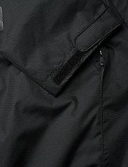 Hummel - 424 x STORM COACH JACKET - sportjassen - black - 4