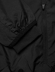 Hummel - REFLECTOR TECH JACKET - sweaters - black - 4