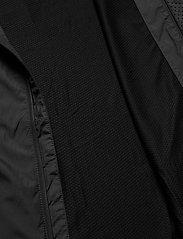 Hummel - REFLECTOR TECH JACKET - sweaters - black - 5