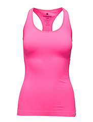 SUE SEAMLESS TOP - KNOCKOUT PINK