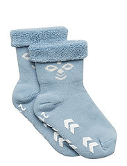 SNUBBIE SOCKS - ASHLEY BLUE