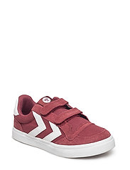 STADIL CANVAS MONO LOW JR - CABERNET