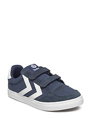 STADIL CANVAS MONO LOW JR - DRESS BLUE