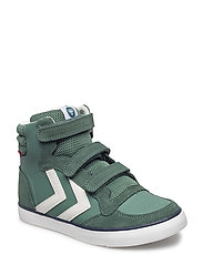 STADIL LEATHER JR - DUCK GREEN