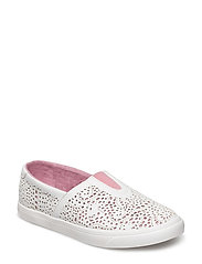 SLIP-ON BALLERINA LAZER JR - FOXGLOVE