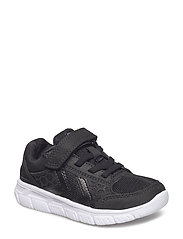 CROSSLITE SNEAKER JR - BLACK/WHITE