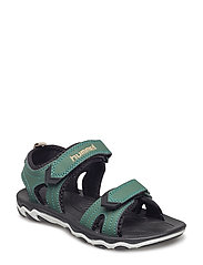 SANDAL SPORT JR - DUCK GREEN