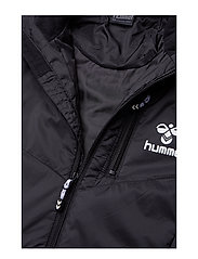 Hummel - CLASSIC BEE MENS THERMO JKT - insulated jackets - black - 2