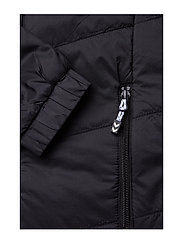 Hummel - CLASSIC BEE MENS THERMO JKT - insulated jackets - black - 3
