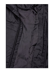 Hummel - CLASSIC BEE MENS THERMO JKT - insulated jackets - black - 4