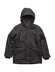 PAUL JACKET - BLACK