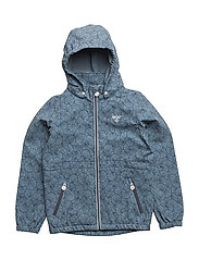 ELIN SOFTSHELL JACKET SS18 - BLUE NIGHTS