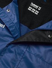 Hummel - AUTH. CHARGE ALL-WEATHER JKT - shell- & regenjassen - true blue/black - 4