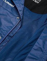 Hummel - AUTH. CHARGE ALL-WEATHER JKT - shell- & regenjassen - true blue/black - 6