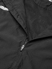 Hummel - AUTH. CHARGE FUNCTIONAL JACKET - windbreaker - black/black - 4