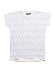 HMLKELSI T-SHIRT S/S - PERSIAN JEWEL
