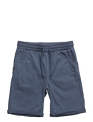 HMLERLAND SHORTS - DARK DENIM