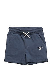 HMLADRIAN SHORTS - DARK DENIM