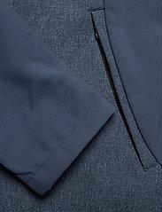 Hummel - HMLDALIA JACKET - sweats et sweats à capuche - sargasso sea melange - 5