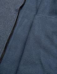 Hummel - HMLDALIA JACKET - sweats et sweats à capuche - sargasso sea melange - 6