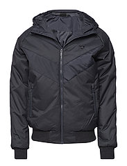 HMLICON JACKET - DARK NAVY MELANGE