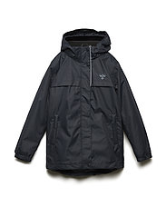HMLPINGO JACKET - DARK NAVY