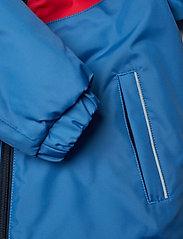 Hummel - HMLSTAALE JACKET - puffer & padded - vallarta blue - 4