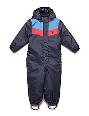 HMLALEX SNOW SUIT - OUTER SPACE