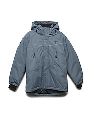 HMLRUBEN JACKET - STORMY WEATHER