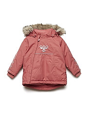 HMLJESSICA JACKET - MINERAL RED