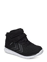 CROSSLITE DOT4 MID WATERPROOF JR - BLACK